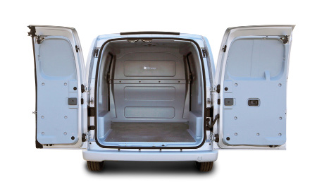 Certified smoke and smell free insert for Chevrolet City Express - Gruau Vans