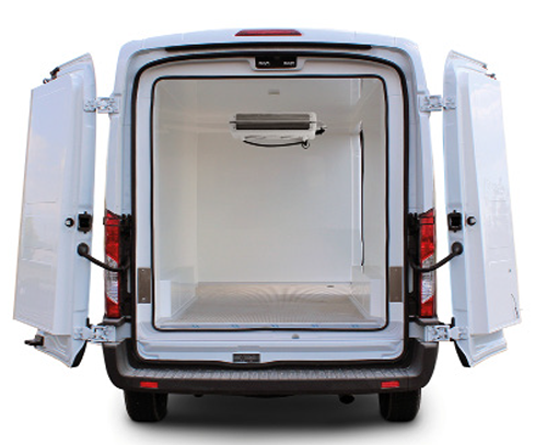 IsoTemp FSMA capable Insert on Ford Transit - Gruau Vans