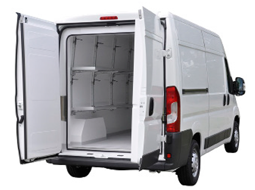 IsoTemp FSMA capable Insert on Ram ProMaster - Gruau Vans